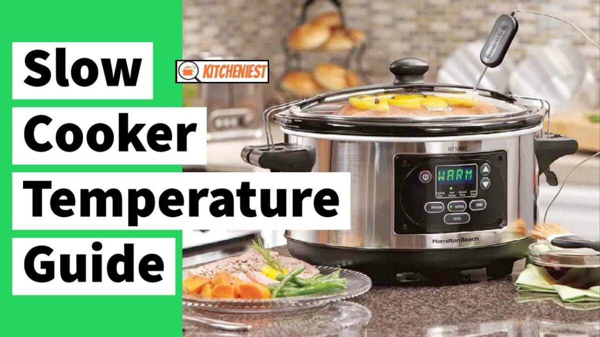Slow Cooker Temperature Guide & Tips for your Slow Cooker